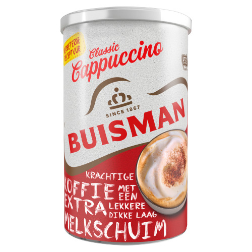 Buisman Classic Cappuccino 200 g (200g)