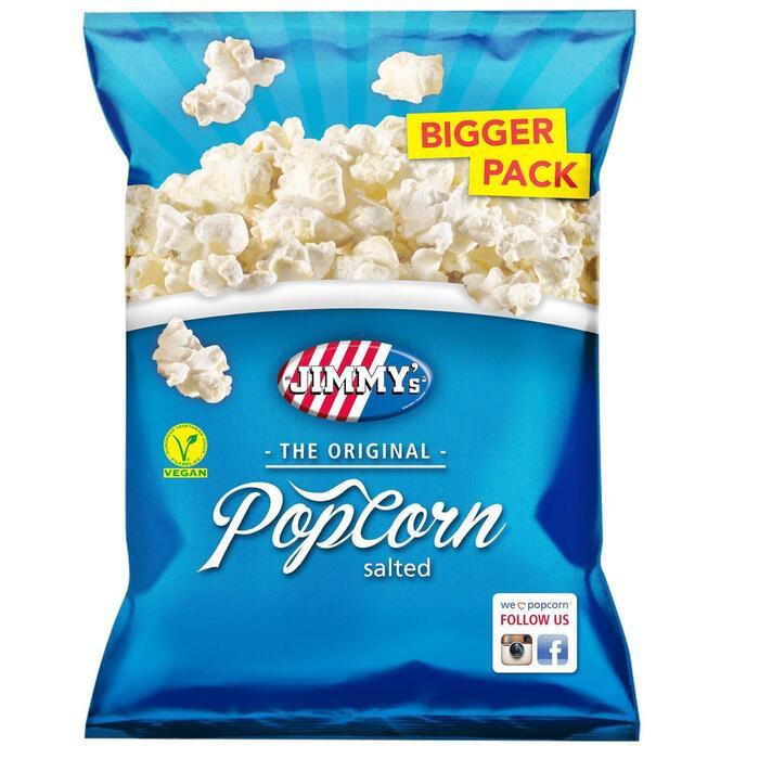 Original popcorn zout (80g)
