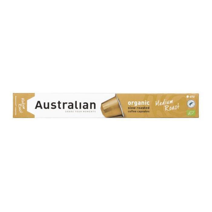 Australian Medium capsules