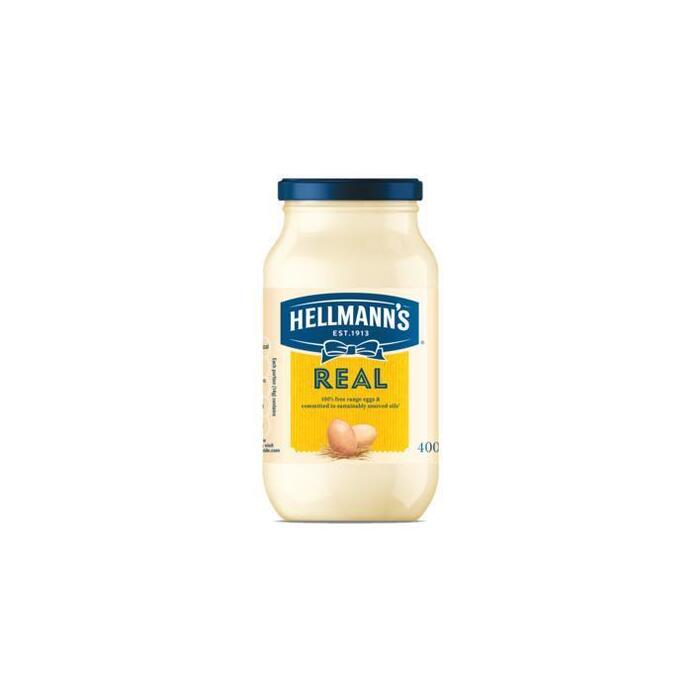 Hellmann's Mayo real (43cl)