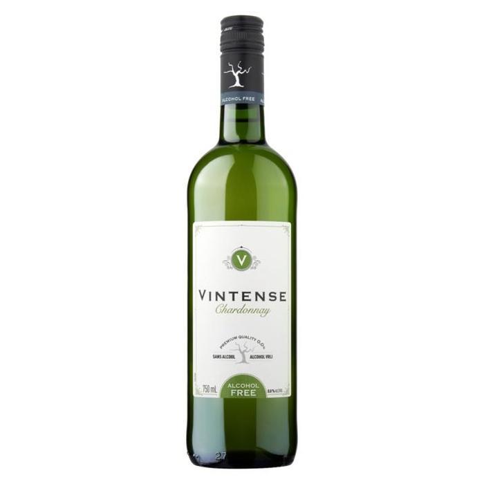 Vintense Chardonnay Alcoholvrij 750ml (0.75L)