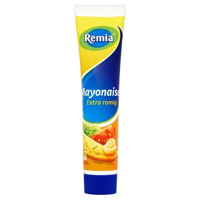 Remia Mayonaise Extra Romig 185 ml (185ml)