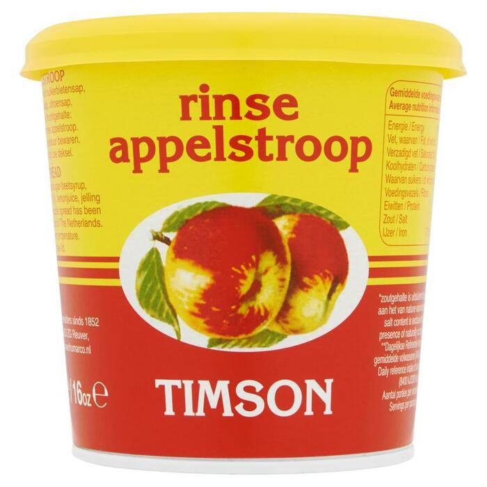Rinse Appelstroop (bak, 450g)