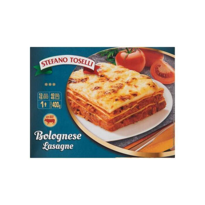 Stefano Toselli Bolognese Lasagne 400 g (doos, 400g)