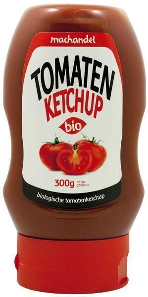 Tomatenketchup knijpfles (plastic fles, 300g)