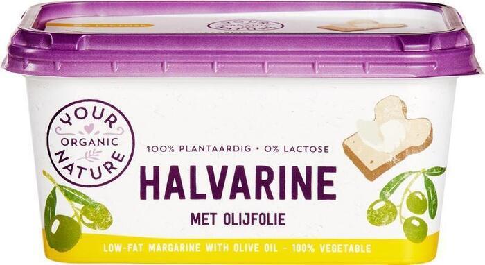 Halvarine met olijfolie (500g)