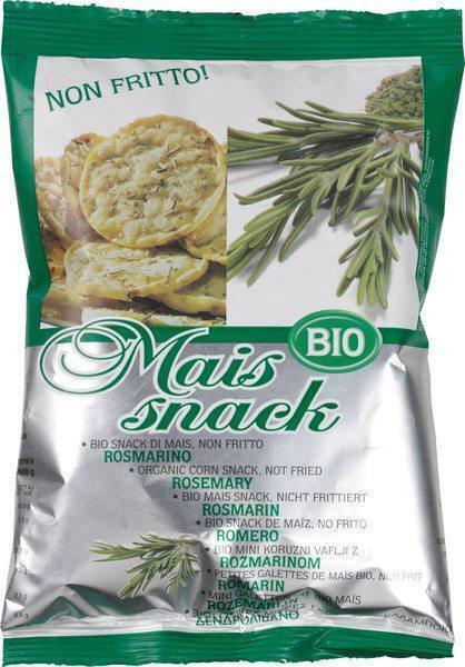 Mais snack rozemarijn (50g)