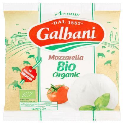 Mozzarella organic (125g)