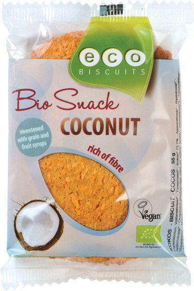 Bio Snack coconut (55g)