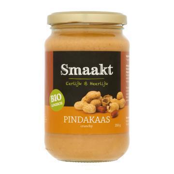 Pindakaas Crunchy (pot, 350g)