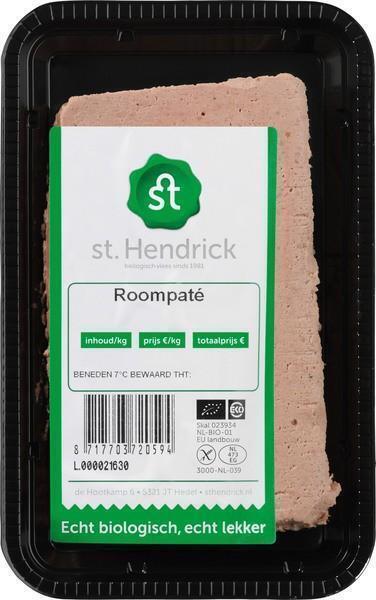 Roompaté (140g)