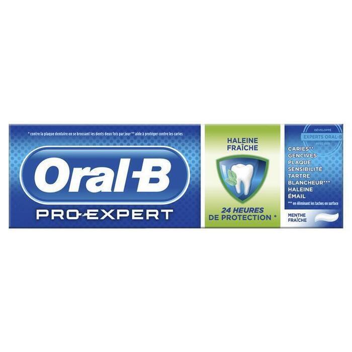 Oral-B Pro-Expert Gezond Fris Tandpasta 75ml (75ml)