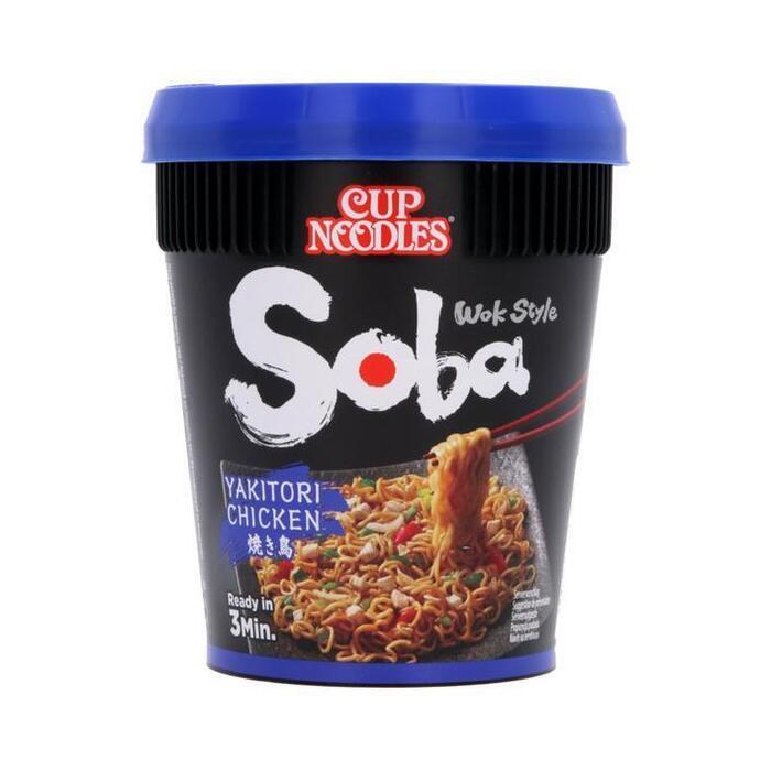 Nissin Soba cup yakitori chicken (89g)