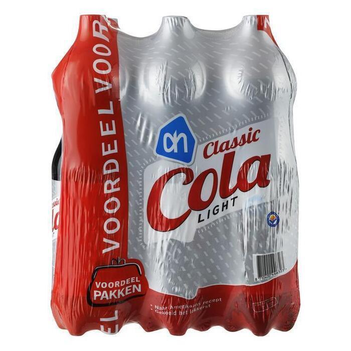 AH Cola light multipack (6 × 1.5L)