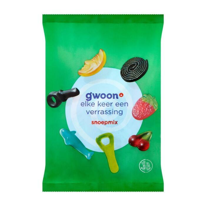 g'woon Snoepmix (400g)