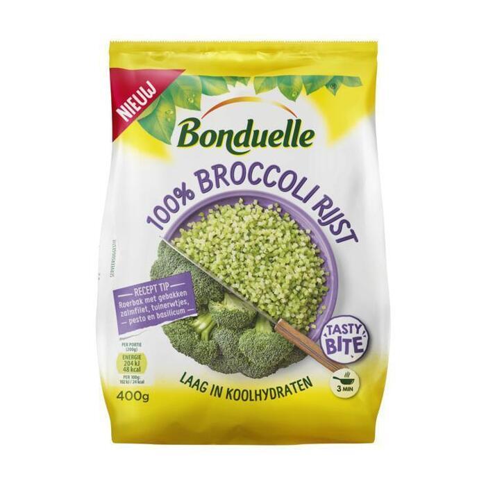 Bonduelle Broccoli rijst (400g)