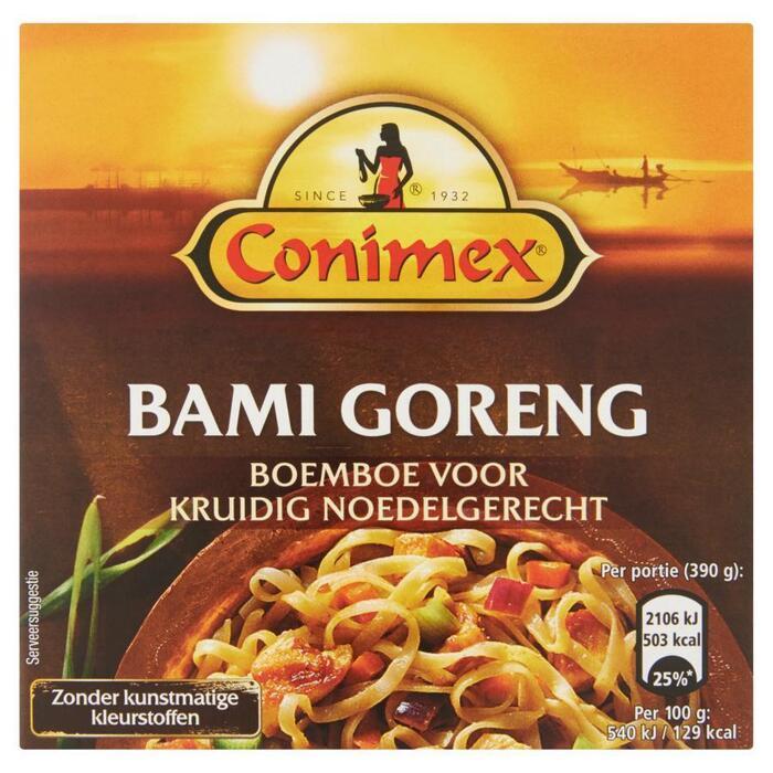 Boemboe bami goreng (kuipje, 95g)