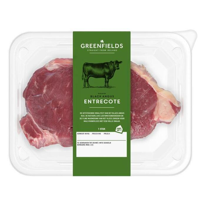 Greenfields entrecote (210g)