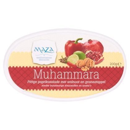 Muhammara (bak, 200g)