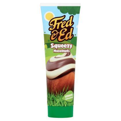 Fred & Ed Squeezy hazelnuts (330g)