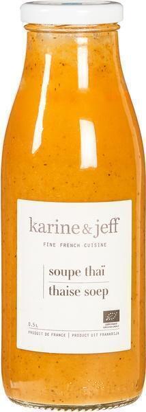 Thaise soep (0.5L)
