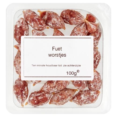 Fuet Worstjes 100g (100g)