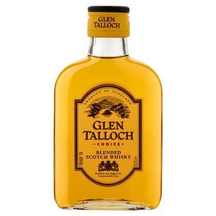 Glen Talloch Blended scotch whisky (rol, 20 × 200ml)