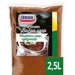 UNOX SOUP FACTORY LINZEN BACON RIJKG. (2.5kg)