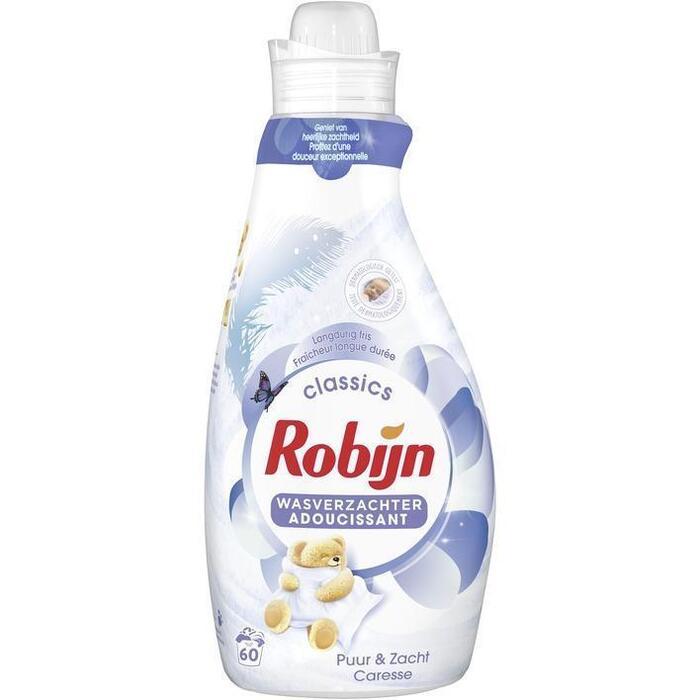 Robijn Wasverzachter puur & zacht (Stuk, 1.5L)