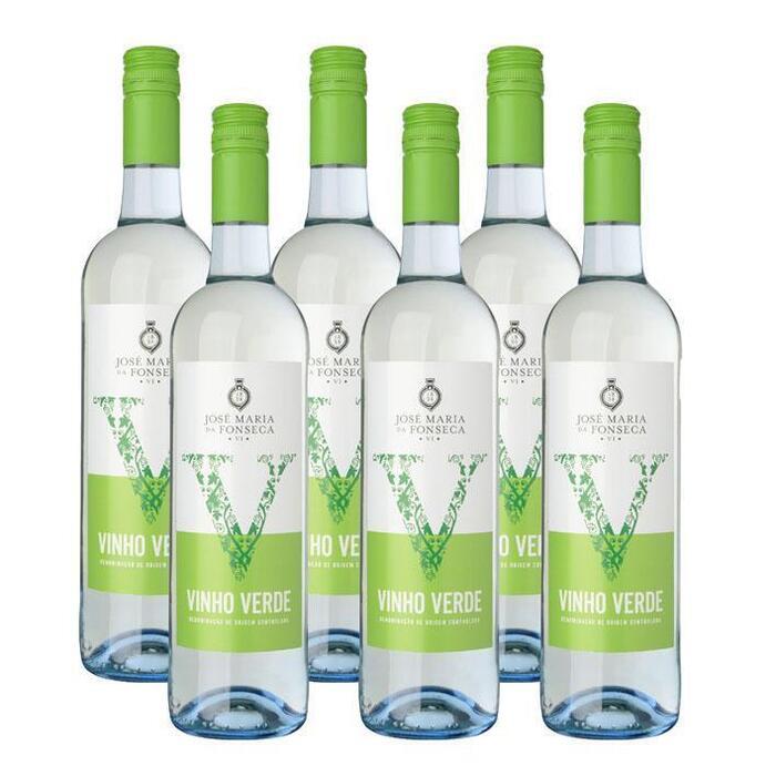 Vinho Verde (fles, 6 × 0.75L)