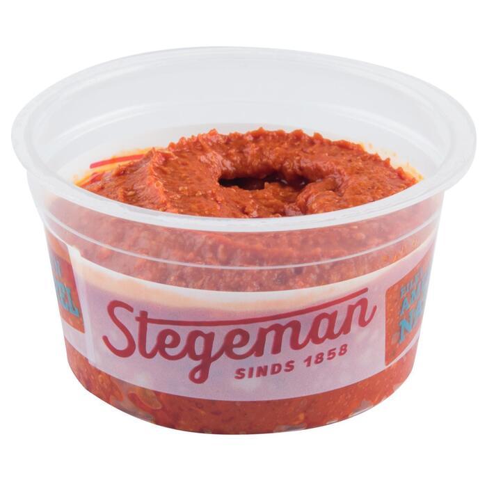 Stegeman filet americain naturel 80 gram Vleeswaren (80g)