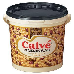 Calvé Pindakaas (10kg)
