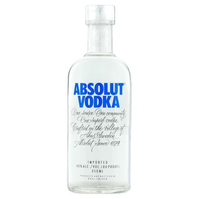 Absolut Vodka (rol, 35 × 35cl)