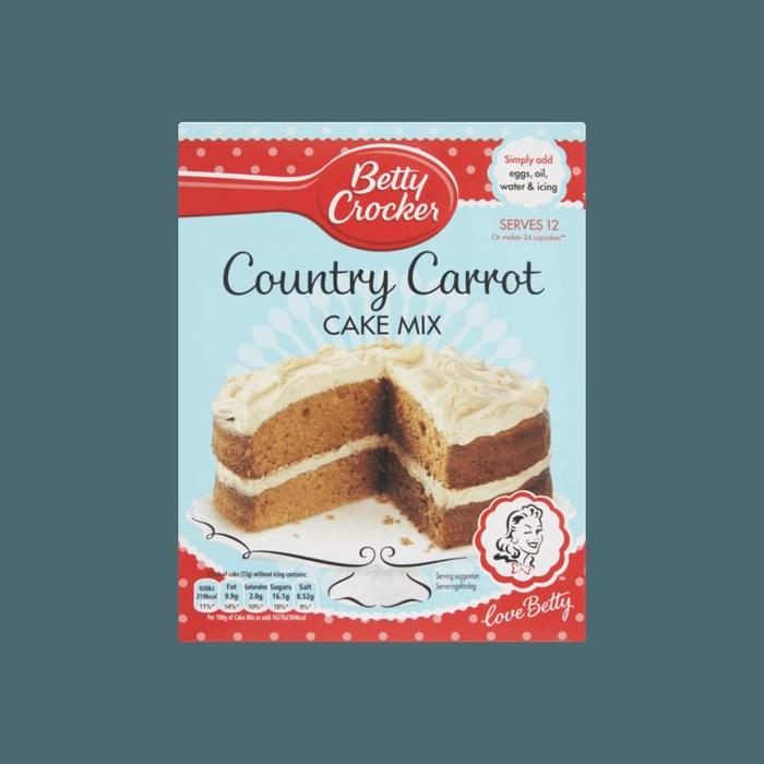 Betty Crocker Country Carrot Cake Mix (425g)