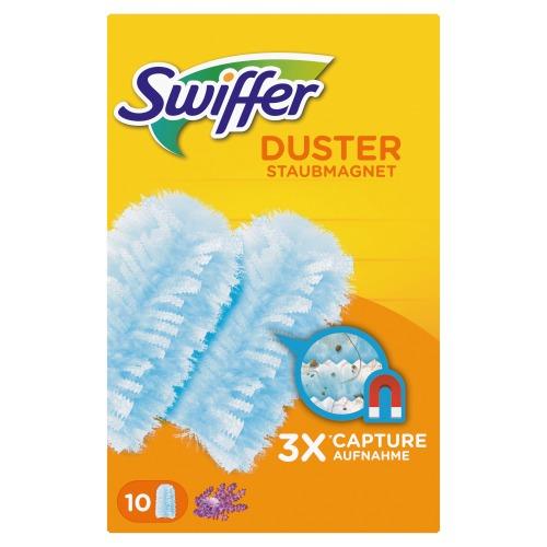 Swiffer Duster Trap & Lock-navullingen Met Een Lavendelgeur x10