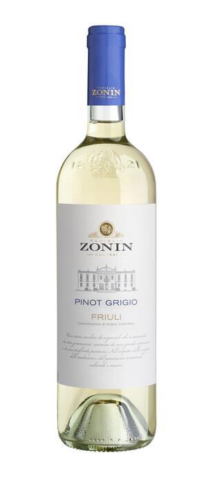 ZONIN Pinot Grigio 2017