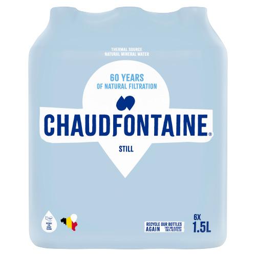 Chaudfontaine Natuurlijk mineraalwater (1.5L)
