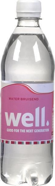 Well Water bruisend (Petfles, 0.5L)