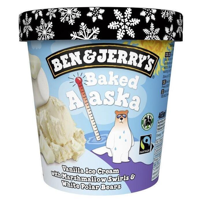Ben & Jerry's Baked alaska (46.5cl)