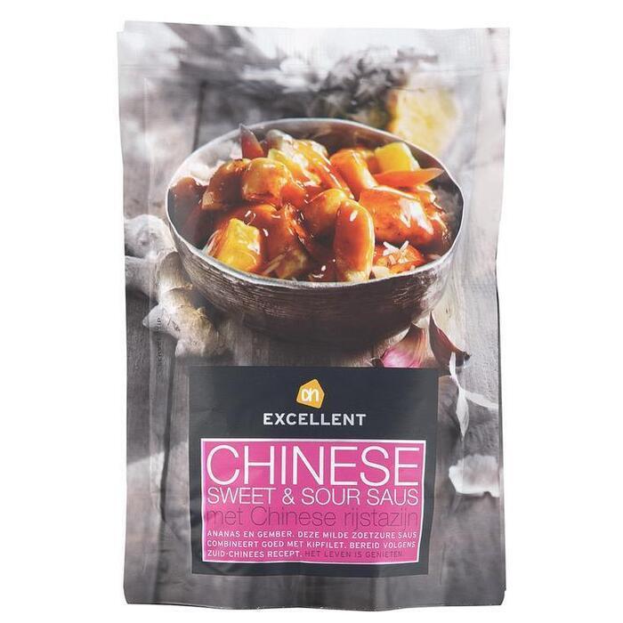 Chinese sweet & sour saus (160g)