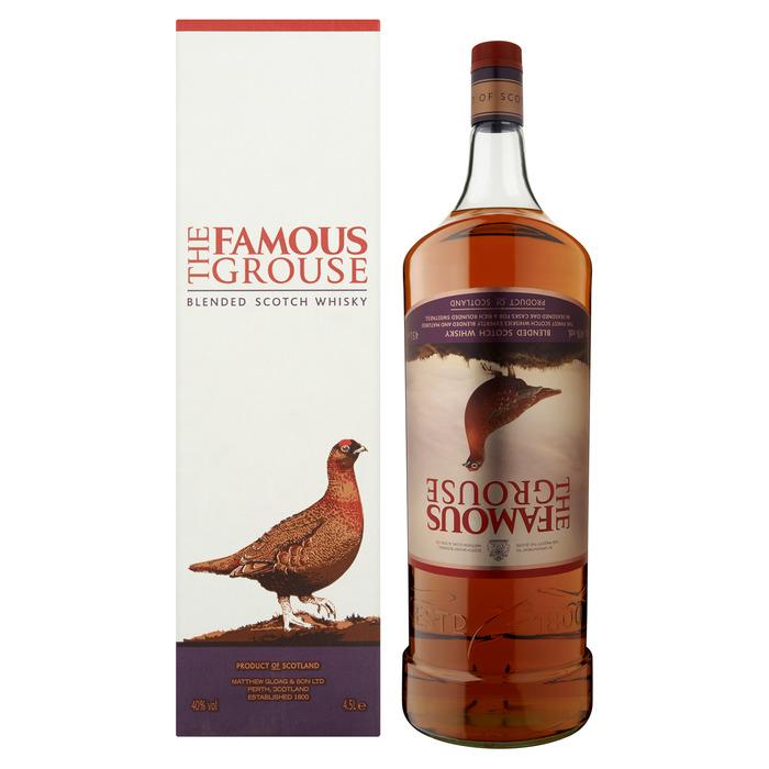 The Famous Grouse Finest 4500 ml (4.5L)