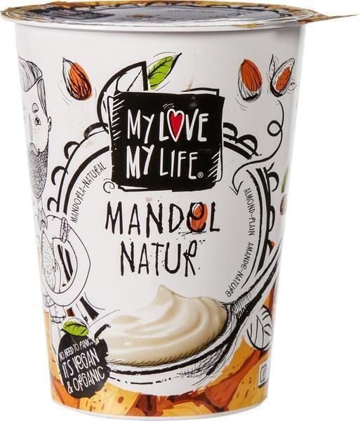 Amandel yoghurt (40cl)