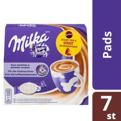 Milka chocopads (7 × 112g)