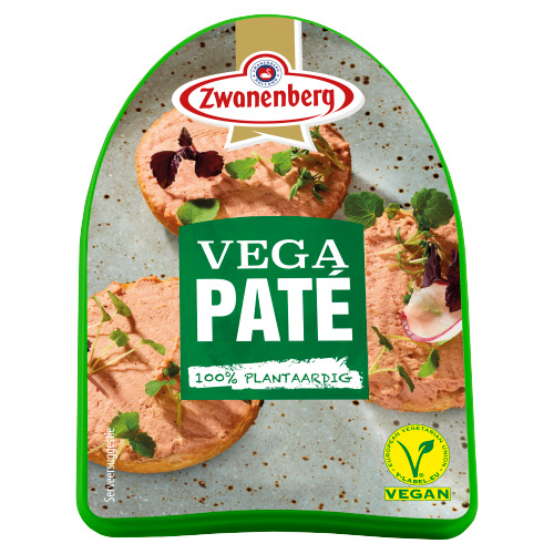 Zwanenberg Vegetarische paté (130g)