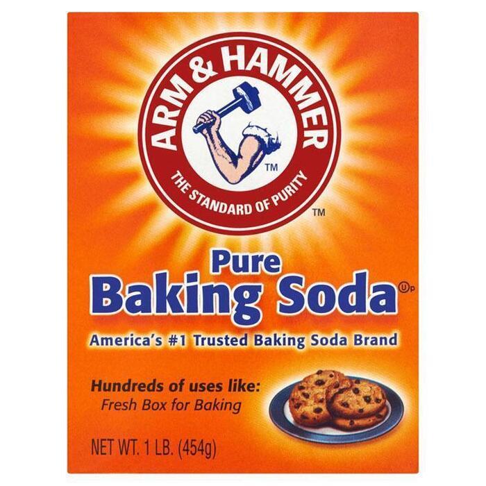 Arm & Hammer Pure Baking Soda 454g (454g)