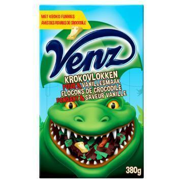 Rimboe Krokovlokken puur/vanille (200g)