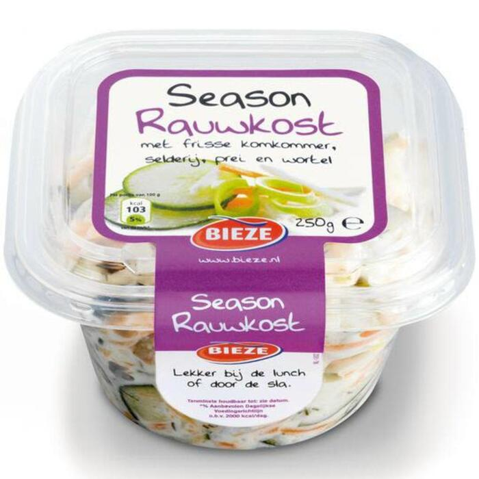 Season Rauwkost Sal (bak, 250g)