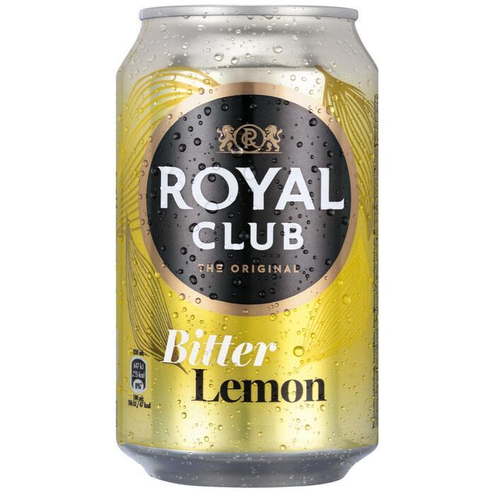 Bitter Lemon (baal, 33 × 33cl)