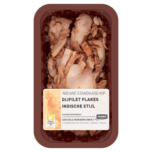 Jumbo Indische Kipdijfilet Flakes 150 g (150g)