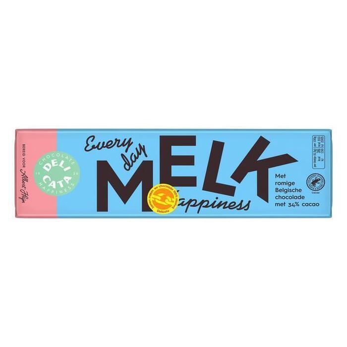 Delicata reep melk (reep, 200g)